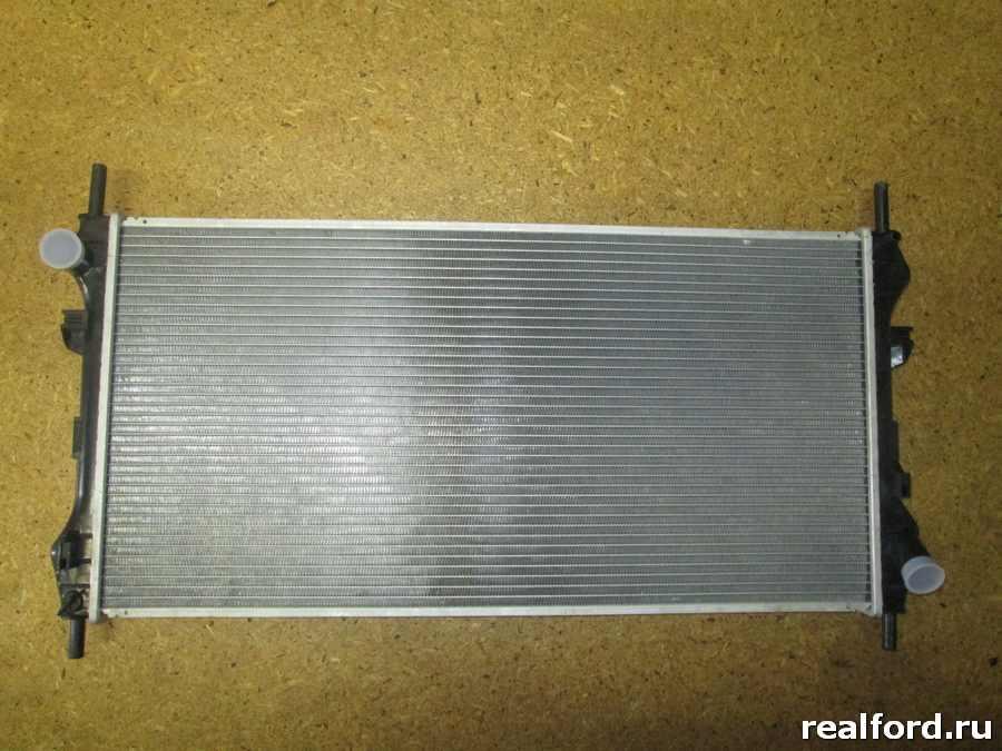 Радиатор двигателя FORD Transit 2,0D/TD 00-06 с конд.