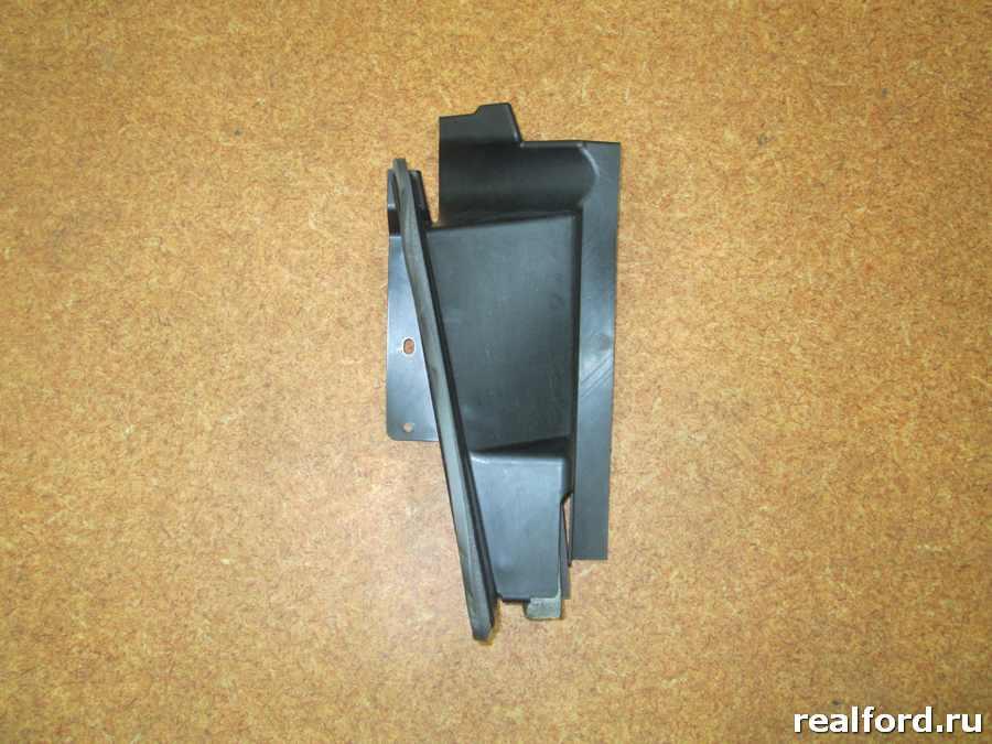 Защита тепловая радиатора правая